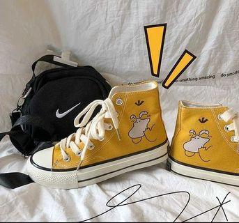 Psyduck Shoes
