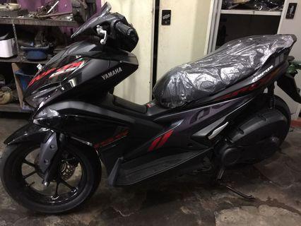 Yamaha Aerox 155 Brand new!