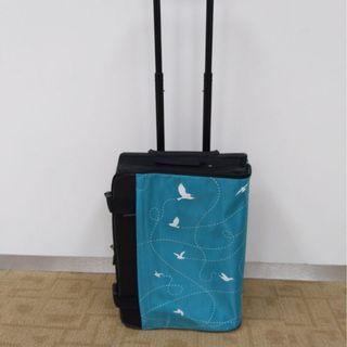 New Foldable Trolley Luggage Bag