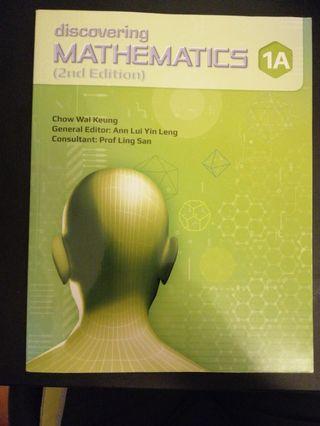 🚚 Discovering Mathematics Textbook