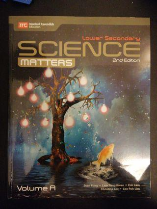🚚 Lower secondary General Science Textbook