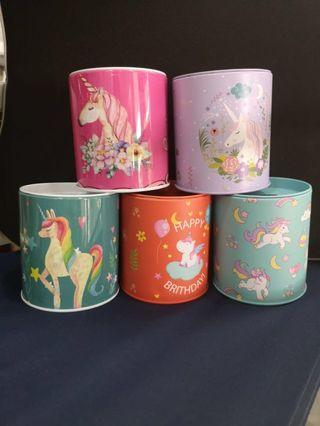 Unicorn piggy bank | coin bank | goodies bag items