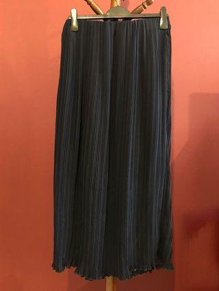 Dorothy Perkins Pleated Maxi Skirt
