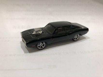 Mattel Fast & Furious 1:55 '70 Dodge Charger R/T