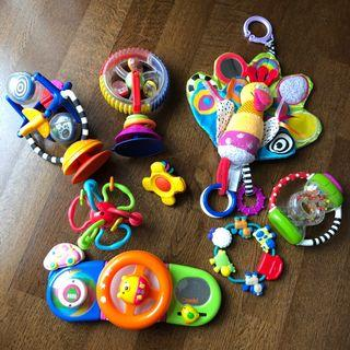 🚚 Bundle of Baby Toys