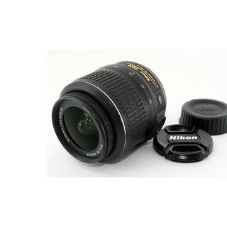 Lensa Nikon AF-S DX Zoom-Nikkor 18-55mm f/3.5-5.6G ED II (3.0x) Like New.