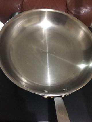 304不鏽鋼煎pan