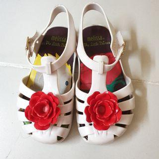 Mini Melissa Little Prince s9 white 15cm