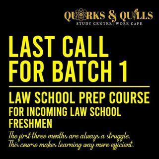 Law School Prep Course or Tutorial