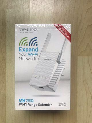 🚚 TP-Link Wifi Extender AC750
