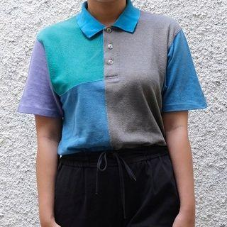 Polo Shirt Colorblock