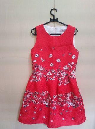 Flower 3D Dress #maudandan