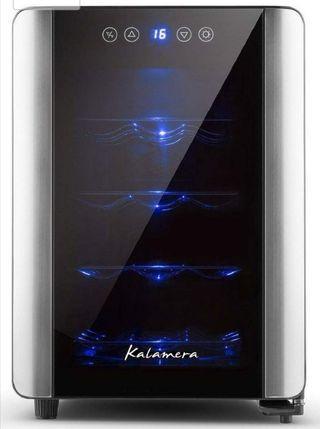 Kalamera KR-12A2E Silent 12 Bottles
