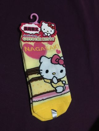 2621a60d0 Sanrio Hello Kitty Original Authentic Ankle Socks from Japan
