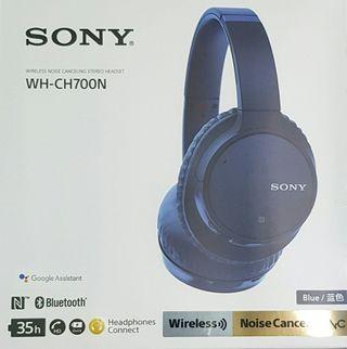 Sony headphone WH-CH700N