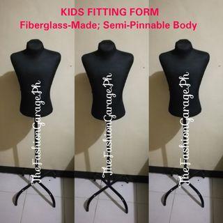 Kids Fitting Form Mannequin