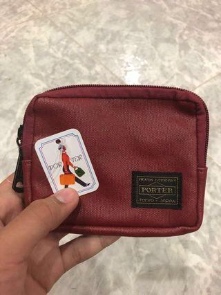 Porter Pouch for (Coins,Cards,Keys,Earpiece and More)