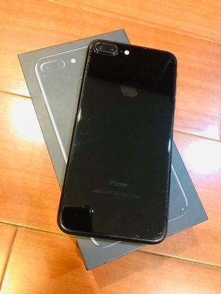 🚚 IPhone7 plus 256g 曜石黑