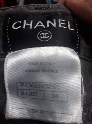 Preloved CHANEL jeans