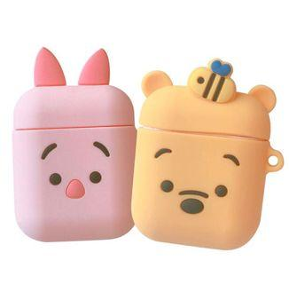 🚚 Airpods silicon casing Winnie the pooh and piglet