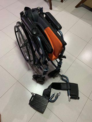 🚚 Bion lightweight wheelchair