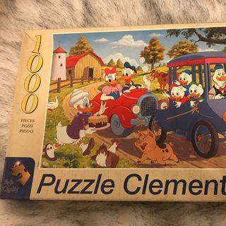 1000 pieces puzzle