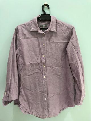 Uniqlo Top in Purple