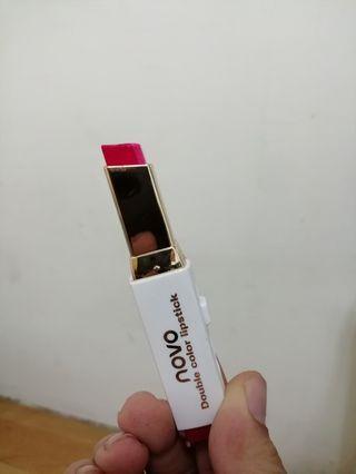 🚚 Novo雙色唇膏