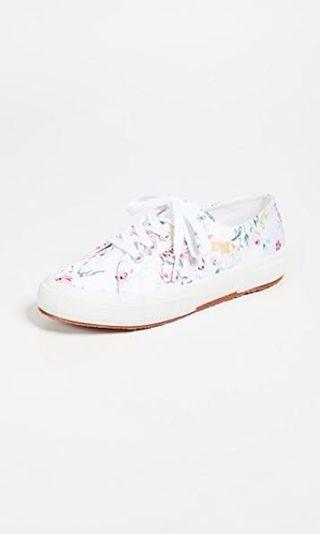 BNIB Superga 2750 Floral Print Sneakers, Floral Mult