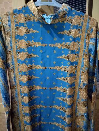 #mauthr atasan motif batik