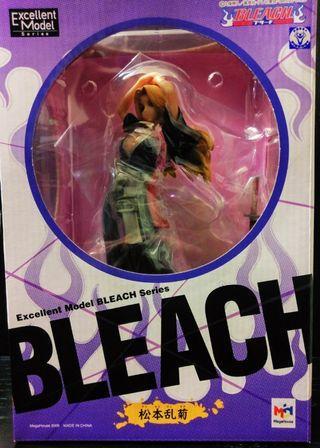 🌟【罕見】Excellent Model Bleach 漂靈-松本乱菊