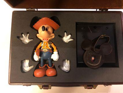 """Hybrid Metal """"Mickey as Woody"""" Limited Edition"""