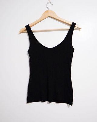 Topshop black top