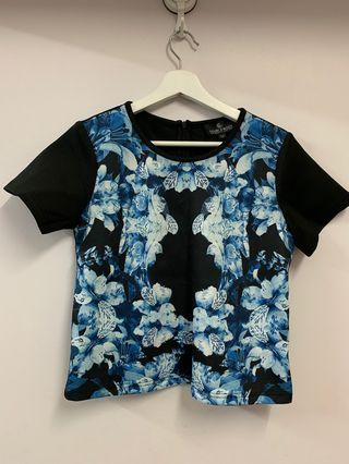 Doublewoot Floral Top