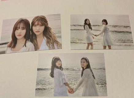 🚚 Gfriend the first photobook japan ver exclusive official photocard