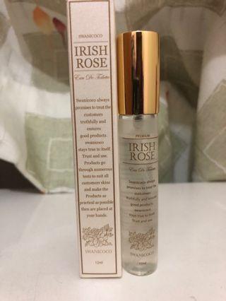 韓國Swanicoco Irish Rose perfume 香水12ML