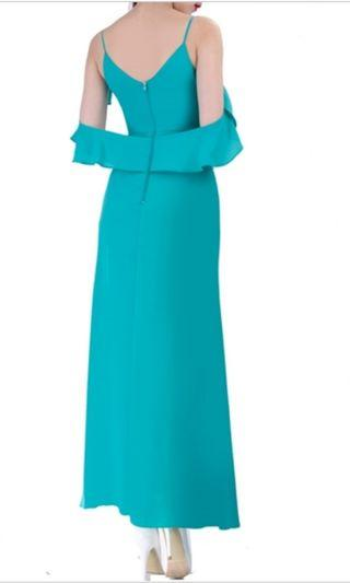 Gorgeous Turquoise Dabellay Dress from Doublewoot