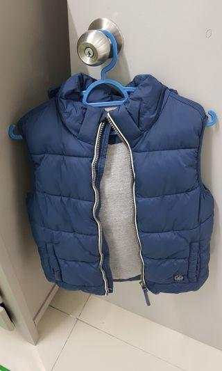 H&M winter jacket for kids with hood