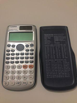 卡西歐 工程計算機 Fx-991es plus