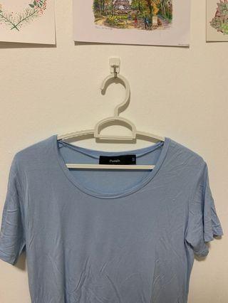 Pomelo blue t-shirt