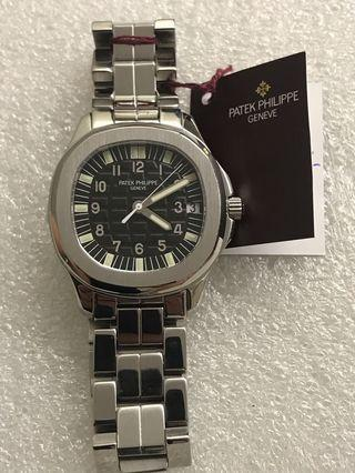 Patek Philippe Aquanaut 5065/1A with Steel Bracelet