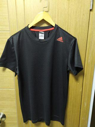 Adidas黑色 運動衫 M碼