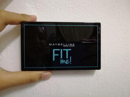 FIT me! Skin-fit Powder Foundation Maybelline