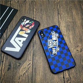 (po) Iphone Casing Vans Skateboard phone cover