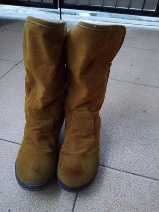 Winter Boots #mauthr