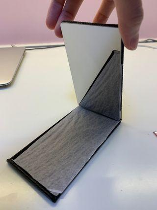 Sasa magnetic mirror