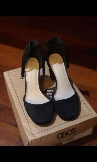 ASOS strappy heels