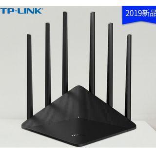 tplink ac1900 雙頻 router 路由器 六天線  真千兆  2019新品
