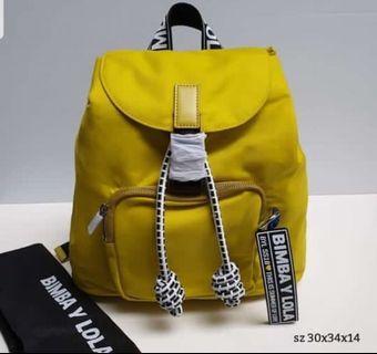 Backpack bimba y lola