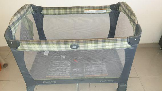 Graco Pack & play Baby cots